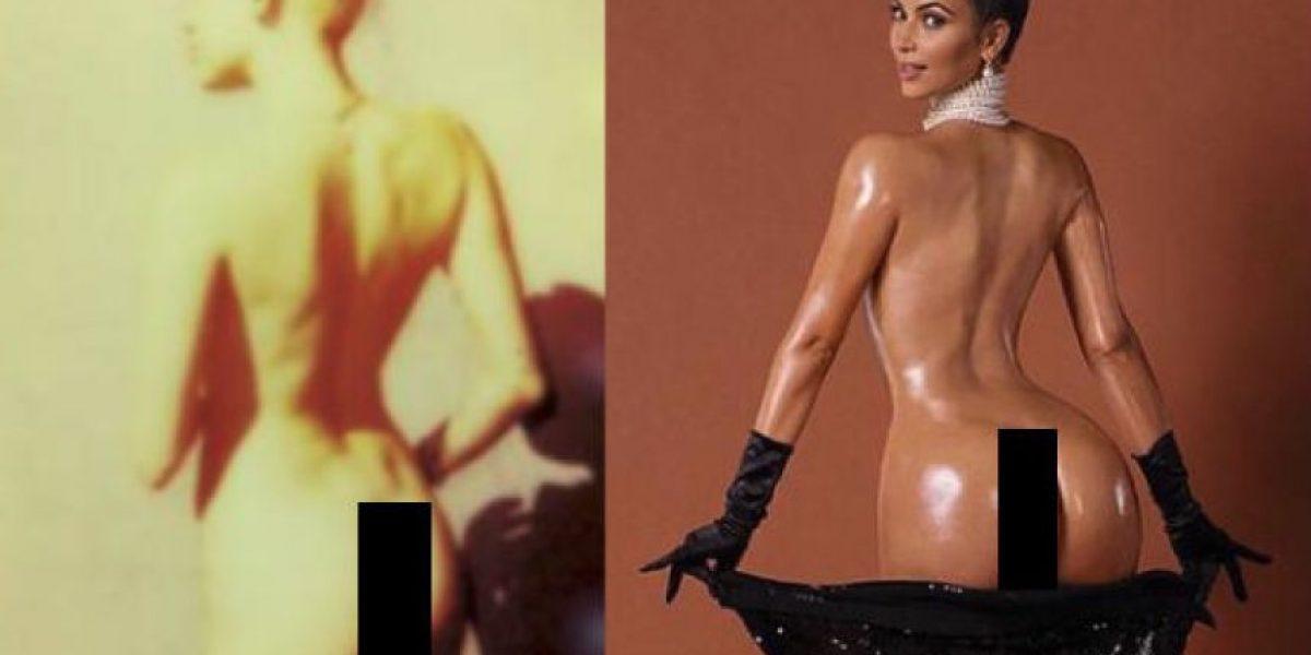 FOTOS: Kim Kardashian vs. Miley Cyrus. ¿Quién tiene el booty más polémico?