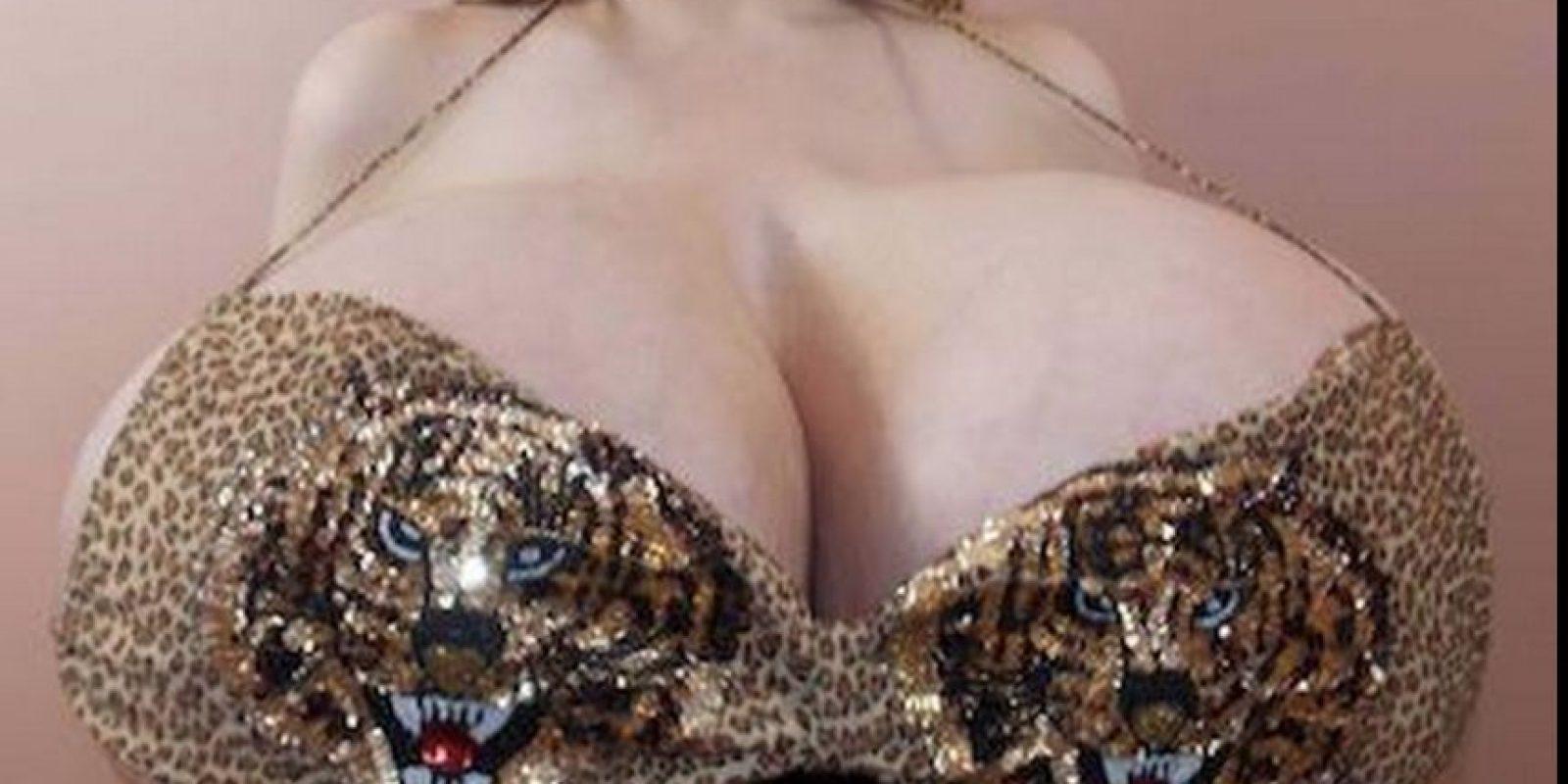 Es una actriz porno originaria de Estados Unidos Foto:Twitter Chelsea Charms