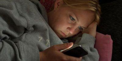 """""""Nuestros hallazgos sugieren que la separación del iPhone puede afectar negativamente el rendimiento en tareas mentales """", expuso Russell Clayton, autor de la investigación Foto:Tumblr.com/Tagged-smartphone"""