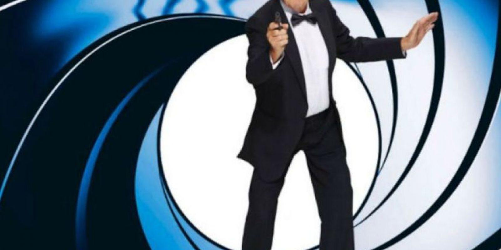 James Bond Foto:Vía Igmur