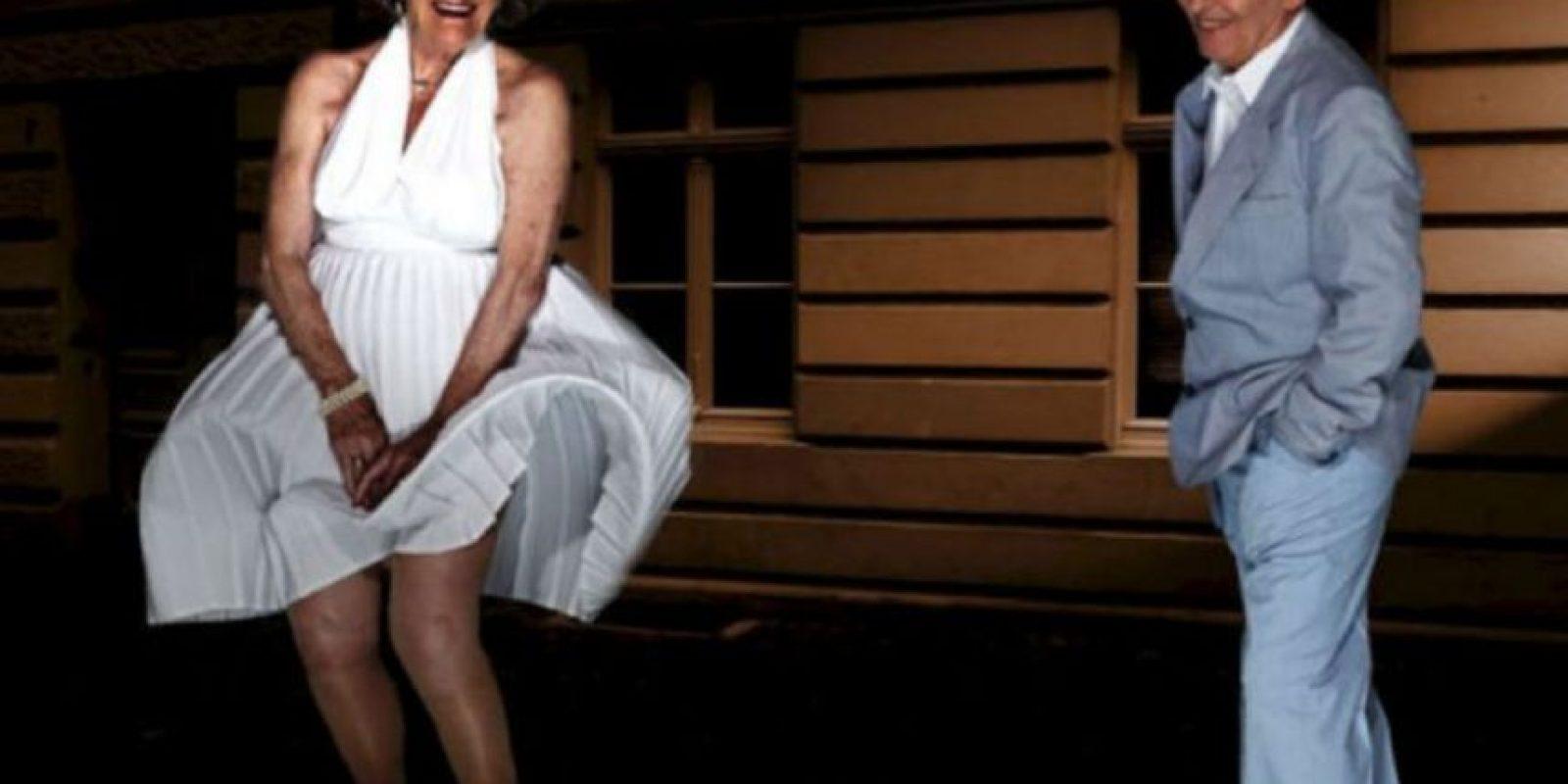 The Seven Year Itch Foto:Vía Igmur