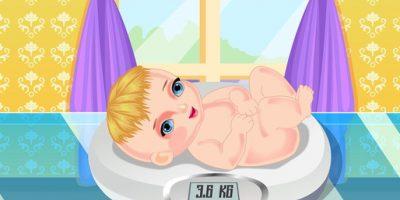 Les presentamos al bebé de Anna Foto:iTunes