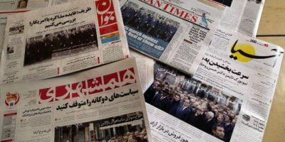 """Es un abuso de la libertad de expresión"", aseguró el Ministro de Asuntos Exteriores de Irán Foto:AFP"