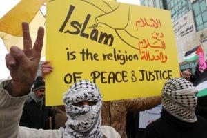 """Israel: Musulmanes aseguran que el """"Islam es una religión de justicia y paz"""" Foto:AFP"""