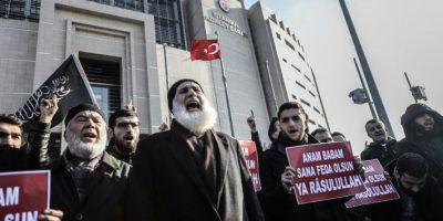 Turquía Foto:AFP