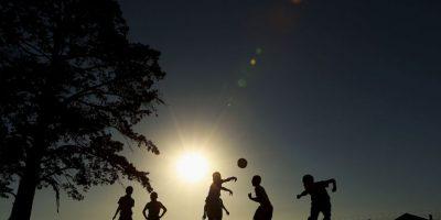La matriculación en la escuela primaria ha aumentado incluso en los países menos adelantados. Foto:Getty Images