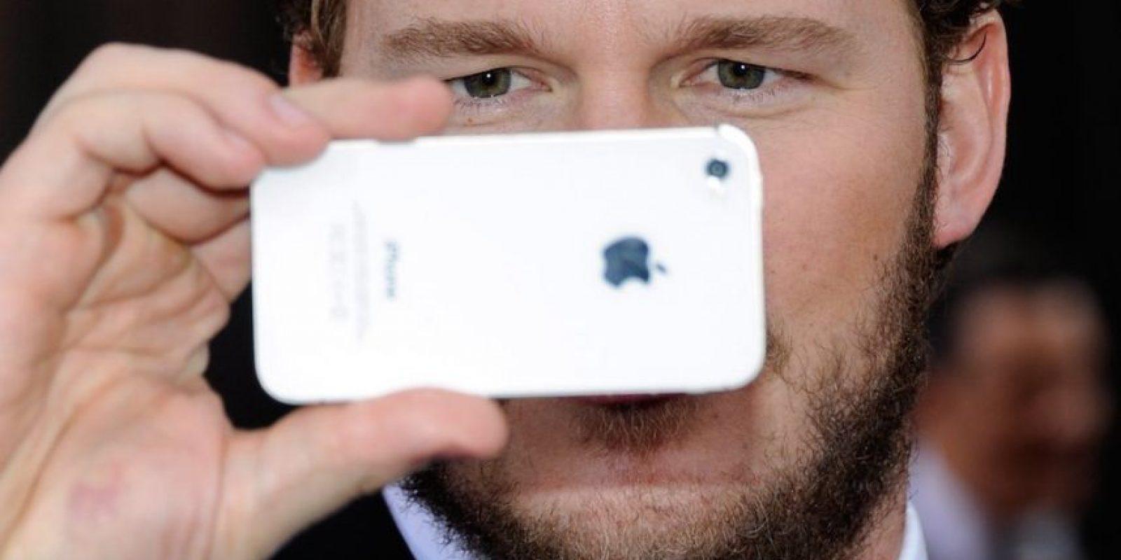 El smartphone es una cámara fotográfica móvil. Foto:Getty Images