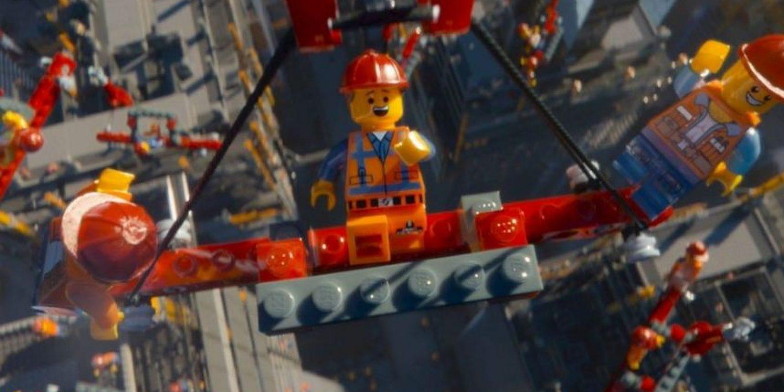 Foto:Facebook/The Lego Movie