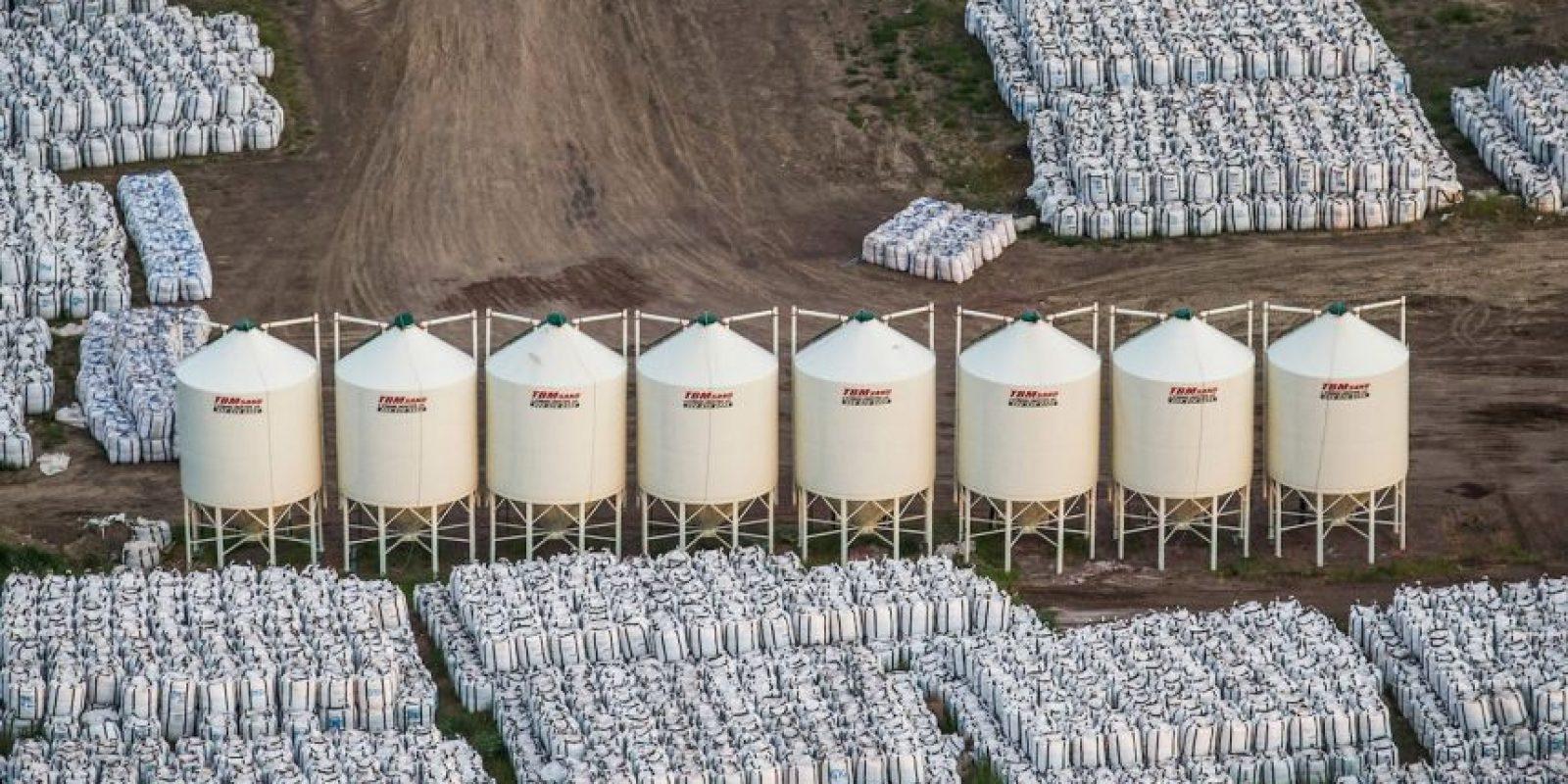 """Y añadió: """"Los compradores de petróleo son beneficiados ya que lo adquieren a precios más bajos"""" Foto:Getty Images"""