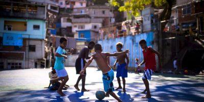 Un 15% de los niños y las niñas 6 de todo el mundo realizan trabajos que menoscaban su derecho a la protección contra la explotación económica Foto:Getty Images