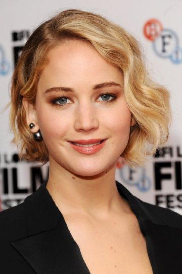 Su nombre completo es Jennifer Shrader Lawrence tiene 23 años Foto:Getty Images