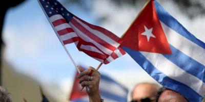 """""""Es una razón económica la que hizo que Cuba hiciera a un lado toda esta parte ideológica revolucionaria que no le ha dado beneficios al pueblo cubano"""", aseguró Pérez del Peral Foto:Getty Images"""