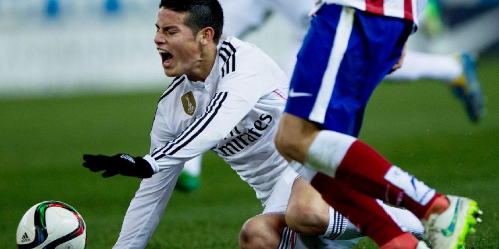 Los blancos cayeron 2-0 en el partido de ida de los octavos de final de la Copa del Rey Foto:Getty
