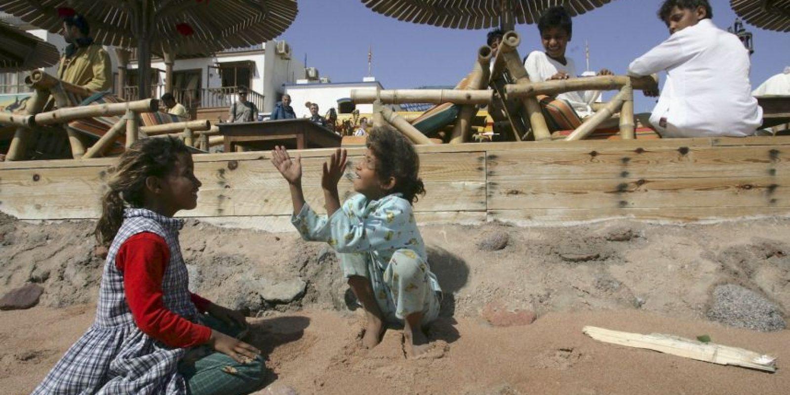 Un 11% de las niñas contraen matrimonio antes de cumplir 15 años Foto:Getty Images