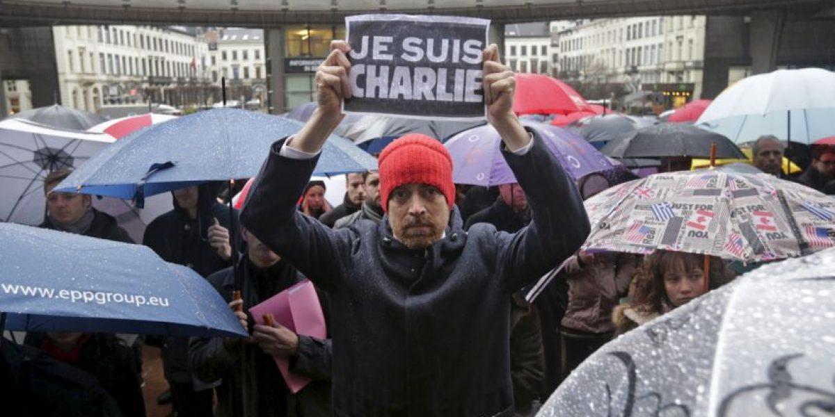 Operativo contra terroristas deja dos muertos en Bélgica