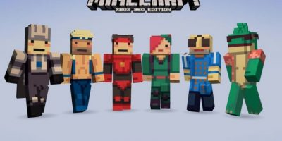 Personajes de Capy Games Foto:Minecraft / Twitter