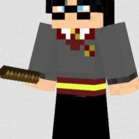 Harry Potter Foto: Minecraft / Twitter