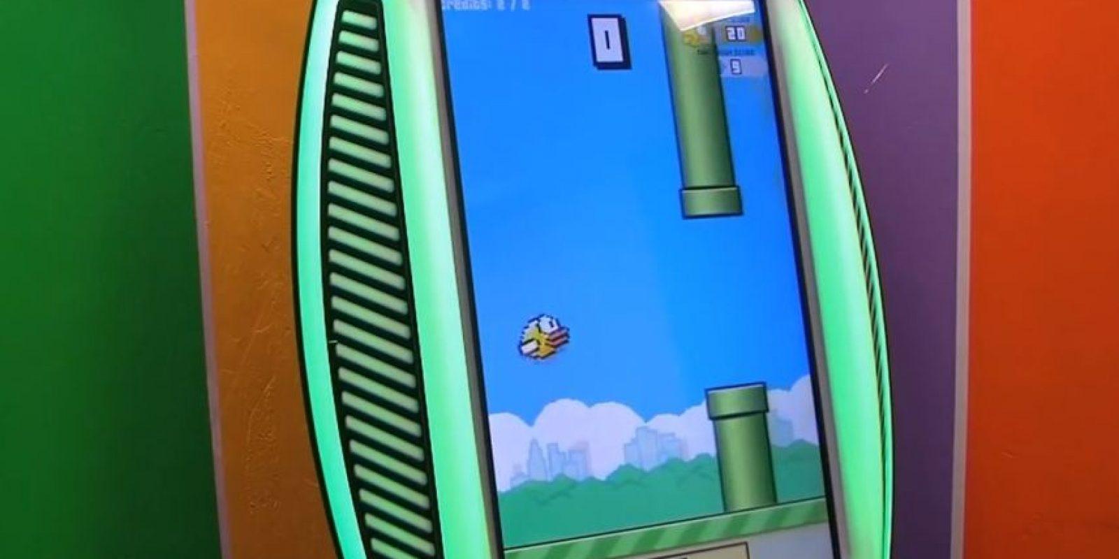 El videojuego ahora se puede disfrutar en una pantalla más grande. Foto:vía ASI Dubai