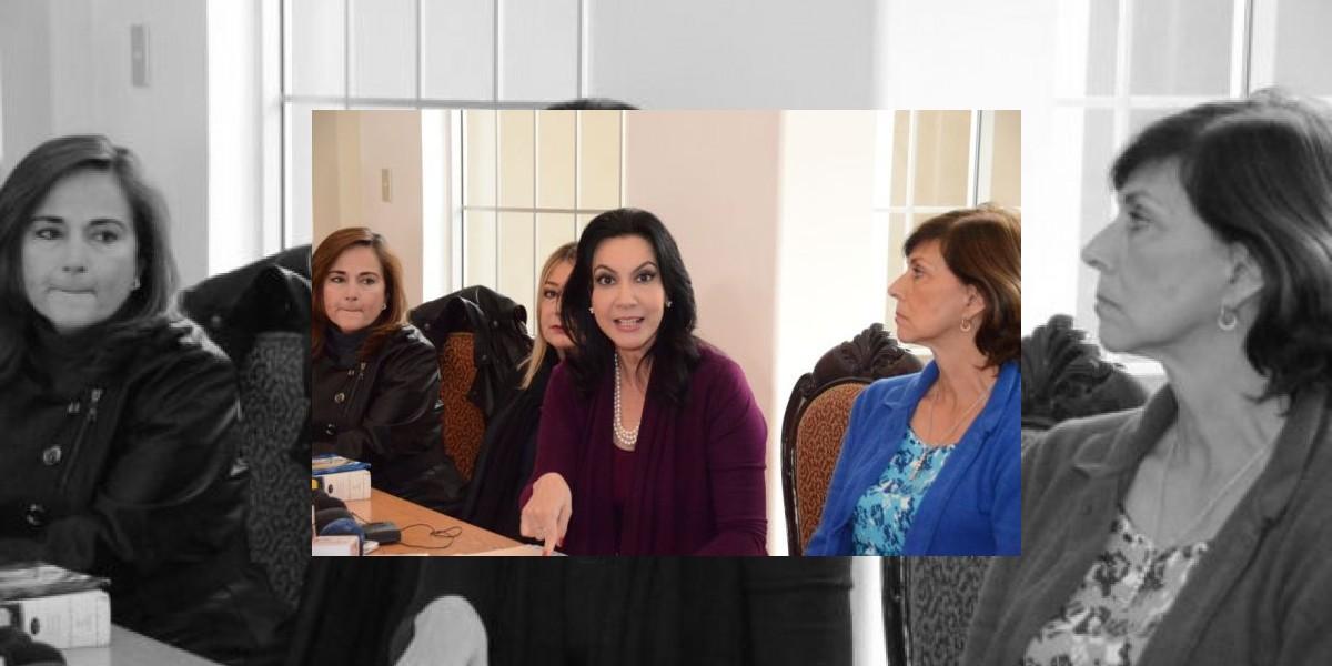 El PLP le pide a Zury Ríos que sea su candidata presidencial