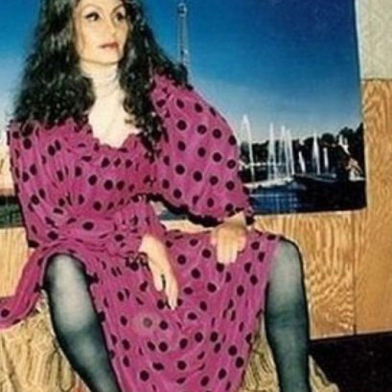 ¿Puede alguien de los años 80 verse peor? Foto:Albanpix