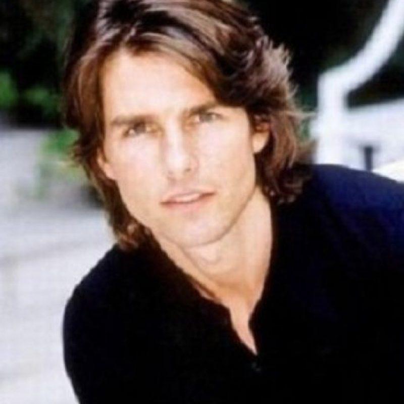No. Es Tom Cruise. Foto:Facebook/Tom Cruise