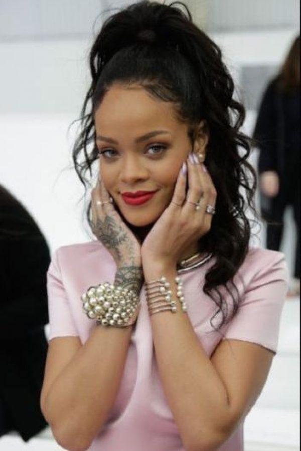 """Una fuente cercana a la cantante le mencionó al sitio Dish Nation que Rihanna """"tiene sus ojos puestos"""" en el actor Foto:Getty Images"""