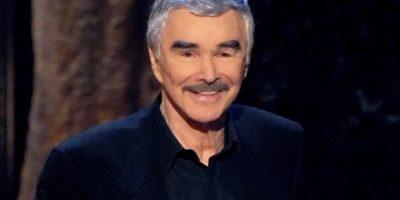 """Burt Reynolds tuvo una sobredosis de drogas y quedó en coma por ocho días. Escuchó a los doctores decir: """"lo estamos perdiendo"""" Foto:Getty Images"""