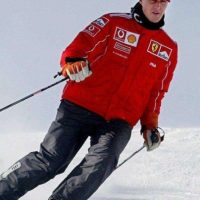Michael Schumacher tuvo un accidente esquiando, el 29 de diciembre de 2013. Despertó 6 meses después. Foto:Getty Images