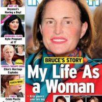 ¿Qué tal Bruce Jenner? Foto:Us Magazine