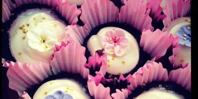 Por supuesto, hay una sección de cupcakes Foto:Instagram