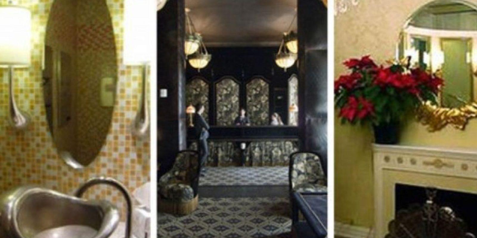 Los baños de los hoteles y restaurantes a veces están disponibles. Vean cuáles hay en su país. Foto:NYCurbed