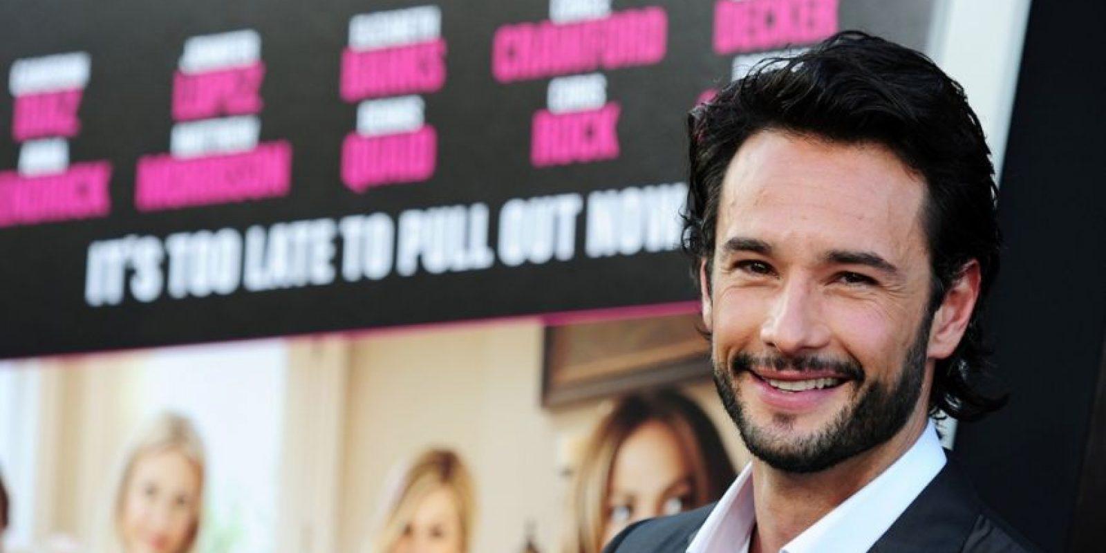 """Estuvo en """"Love Actually"""" y como """"Jerjes"""", el rey persa de """"300"""", entre otros papeles. Foto:Getty Images"""