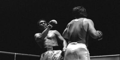 La leyenda del boxeo libra otra pelea
