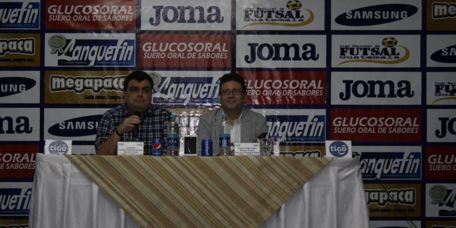 Foto:Facebook, Liga de Futsal de Guatemala