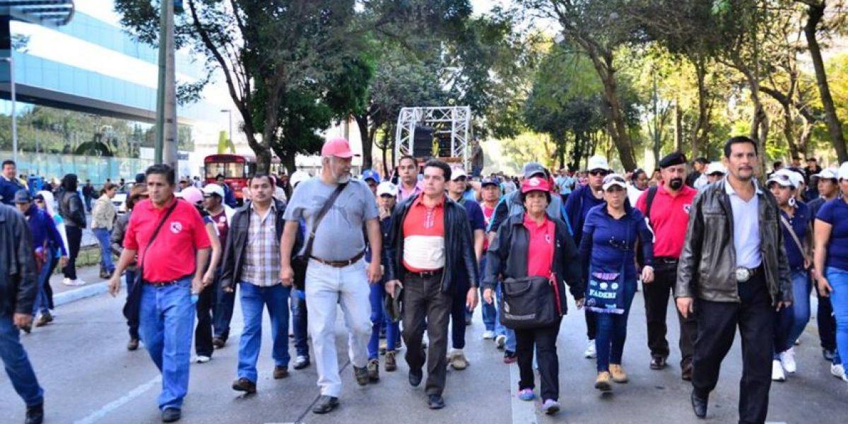 Se espera la primera protesta magisterial