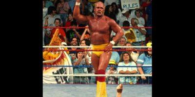 Hulk Hogan venció en 1991 Foto:WWE