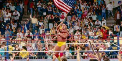 Y en 1990 Foto:WWE