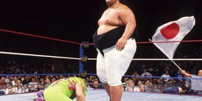 En 1993 se impuso Yokozuna Foto:WWE