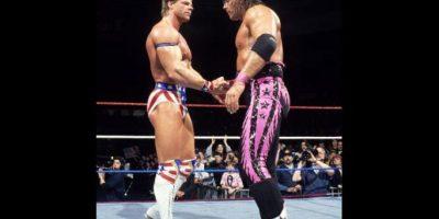Bret Hart y Lex Luger fueron los ganadores en 1994 Foto:WWE