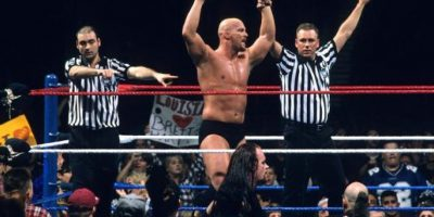 Y en 1997 Foto:WWE