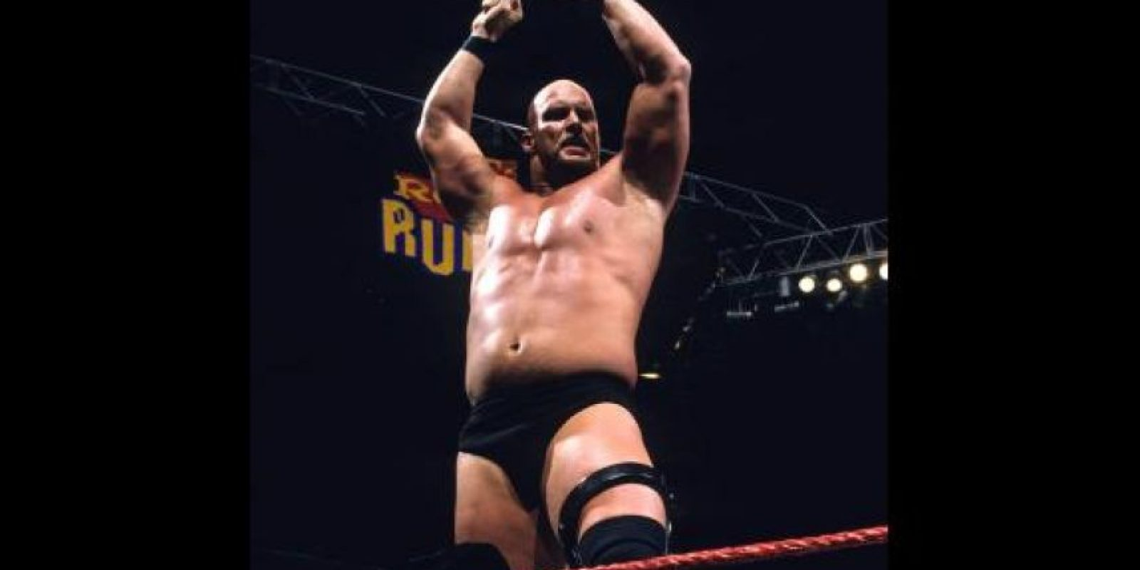 Stone Cold también venció en 1998 Foto:WWE
