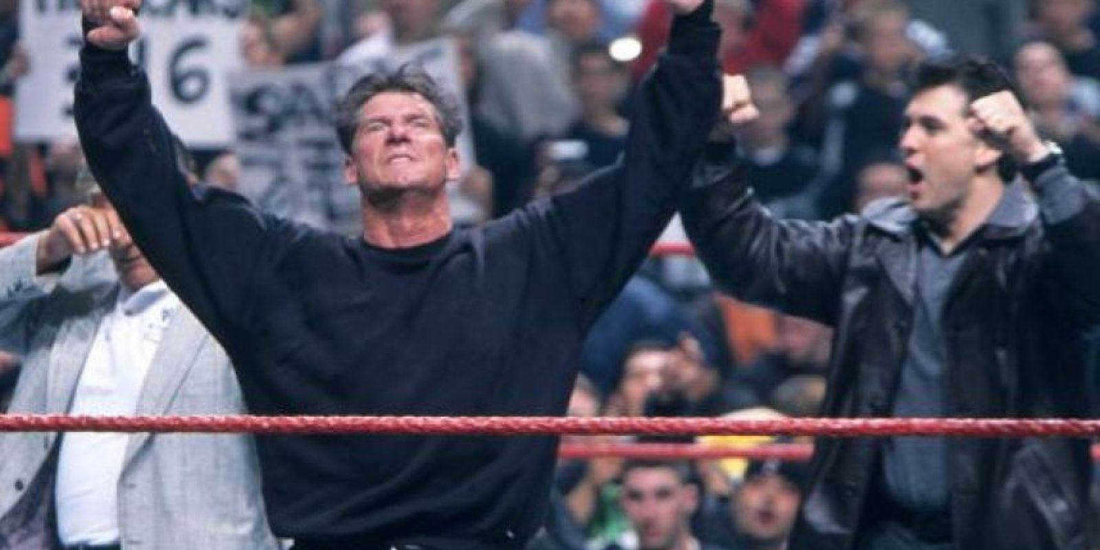 Vince McMahon fue el ganador de la edición de 1999 Foto:WWE