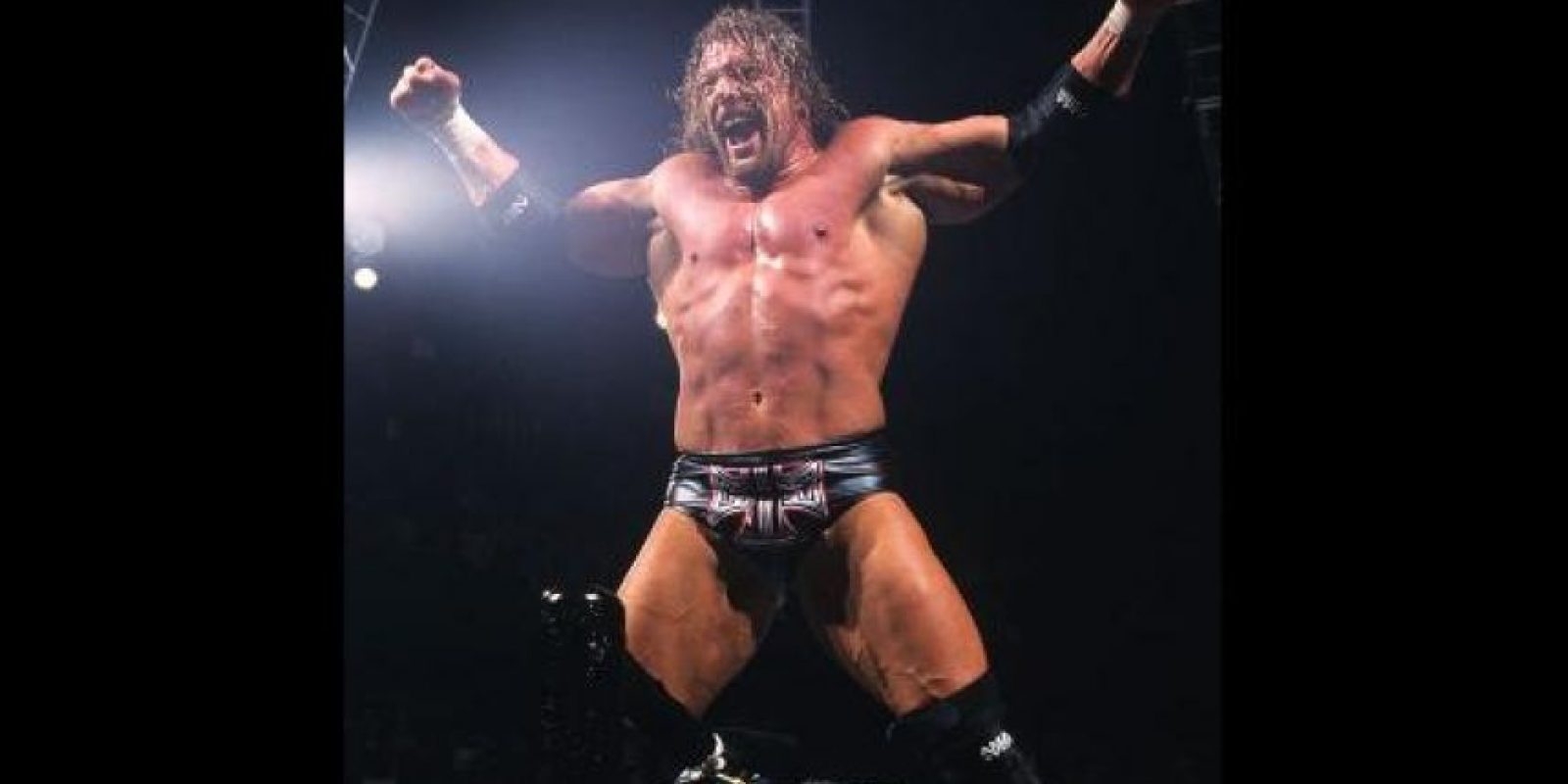 Triple H venció en 2002 Foto:WWE