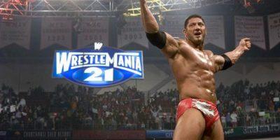 Batista fue el último hombre en pie en 2005 Foto:WWE