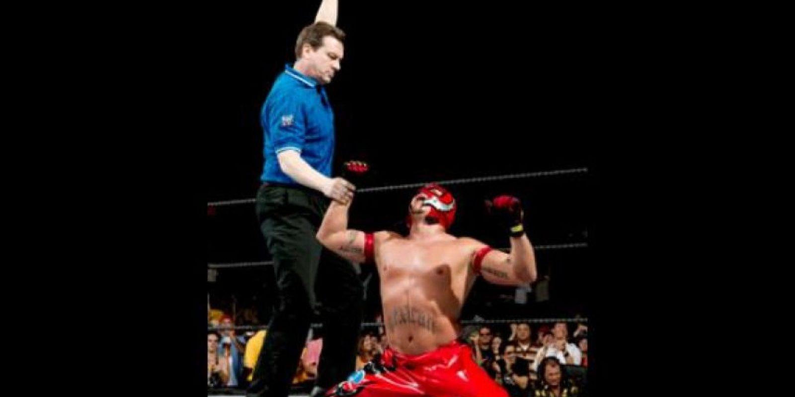 Rey Mysterio fue el ganador en 2006 Foto:WWE