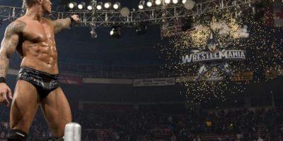 Randy Orton ganó su pase a Wrestlemania en 2009 Foto:WWE