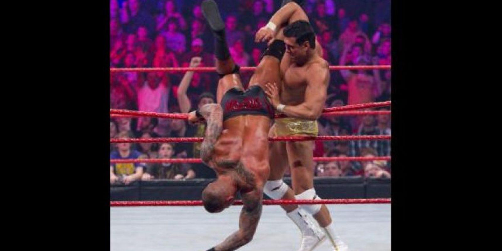 Triunfó en 2011 Foto:WWE