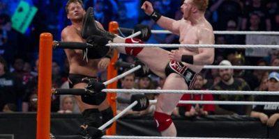 Sheamus triunfó en 2012 Foto:WWE
