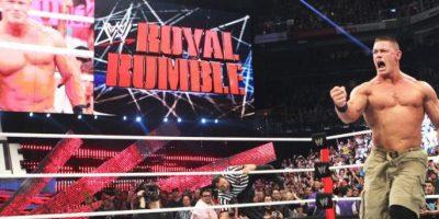 John Cena se impuso en 2013 Foto:WWE