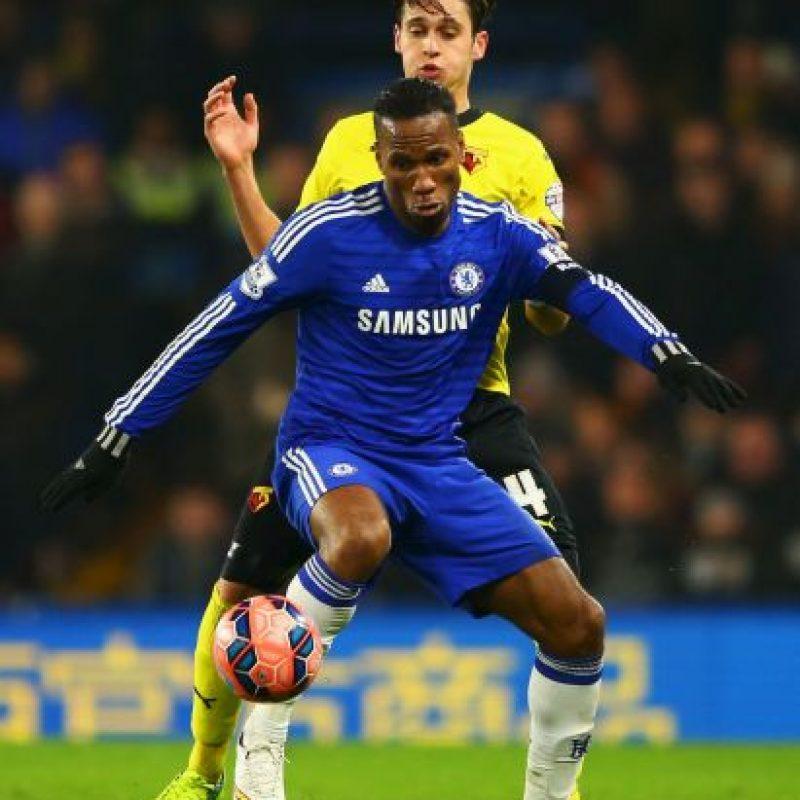 El Chelsea pagó 31.4 millones de euros al Olympique de Marsella por hacerse con sus servicios Foto:Getty